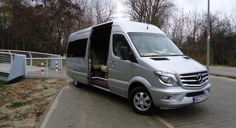 Mercedes Sprinter 319 VIP – NEW IN