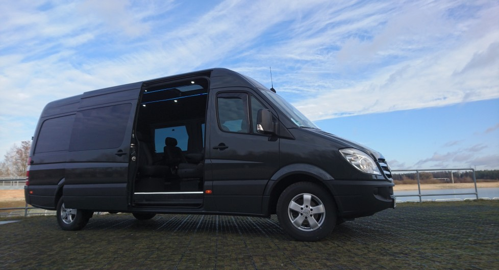 Mercedes Sprinter Business Long – NOWOŚĆ